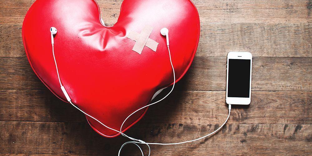 Terapi musik juga bisa dilakukan untuk mengobati perasaan patah hati.