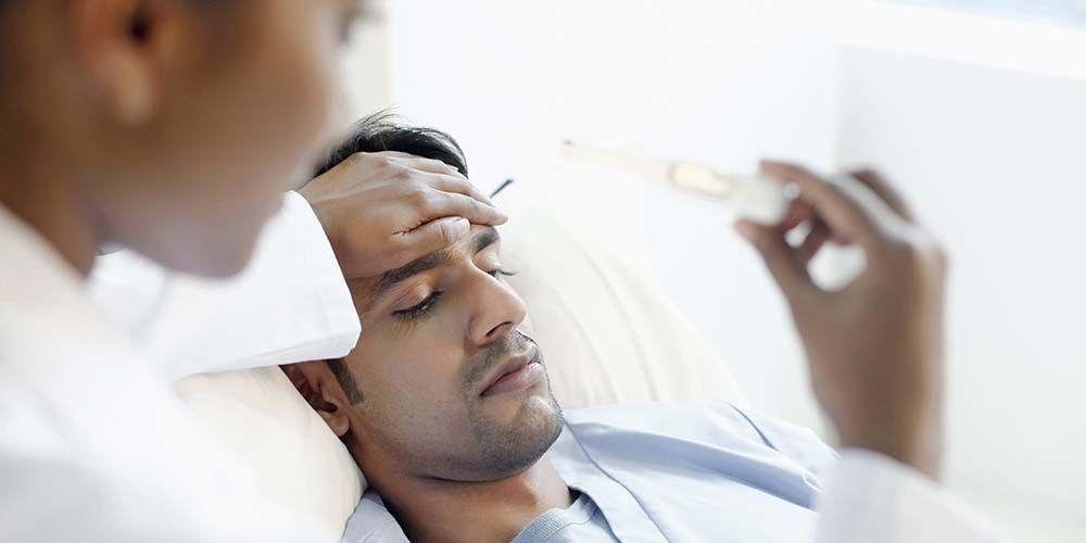 Demam adalah tanda gejala tifus