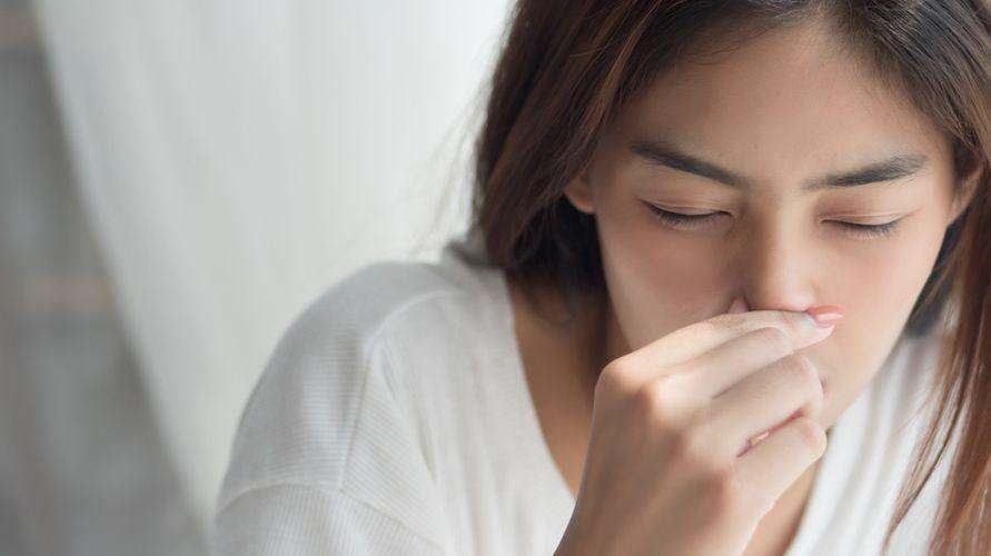 Hidung terasa sakit dan perih bisa terjadi akibat benturan atau gesekan