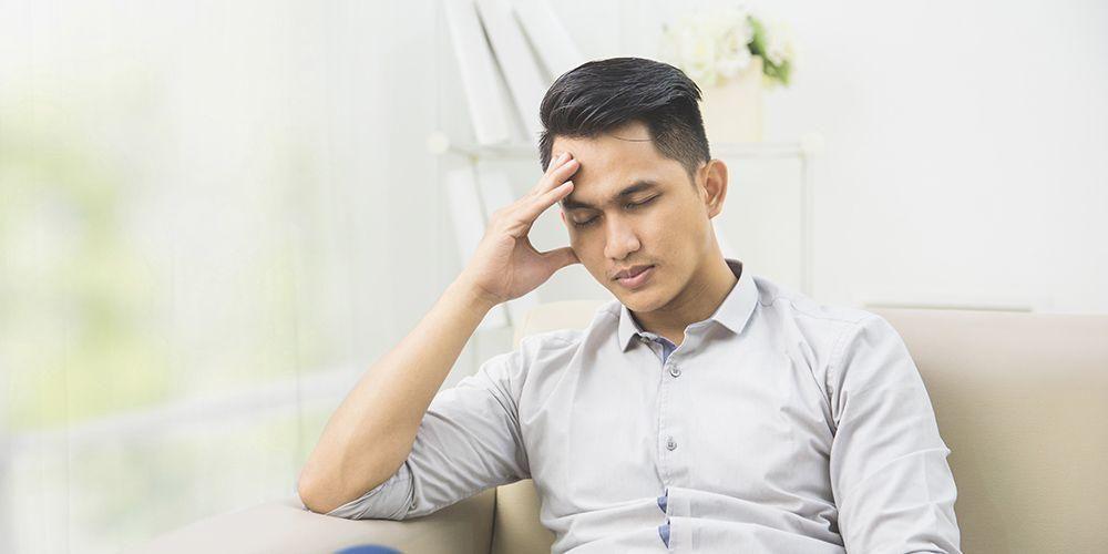 Dampak buruk stres terhadap tubuh Anda, di antaranya:sakit kepala, sakit perut, dan diare.