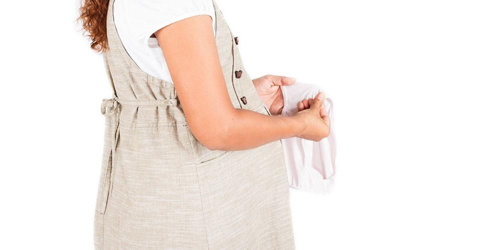 Keputihan kuning saat hamil dapat menimbulkan ketidaknyamanan