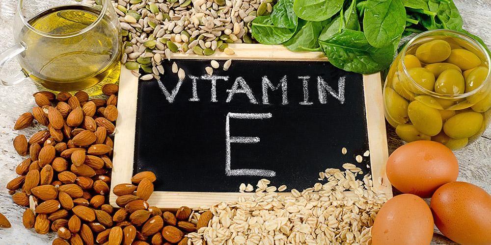 Makanan yang mengandung vitamin E selain suplemen