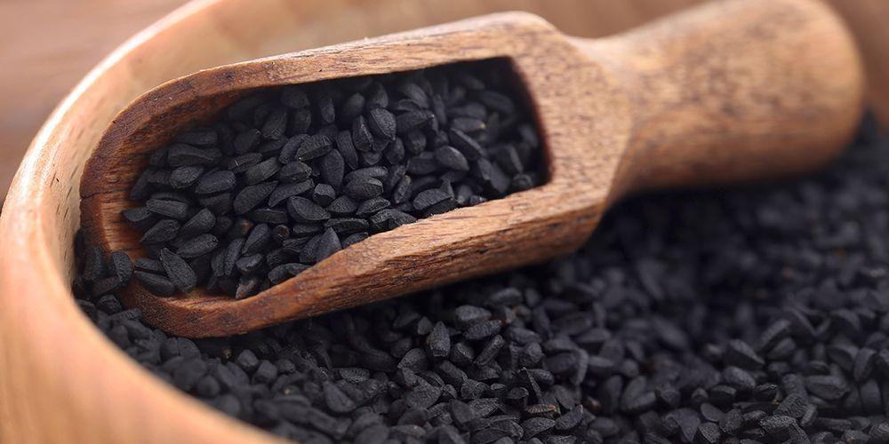 Manfaat jintan hitam atau habbatussauda disinyalir muncul berkat kandungan thymoquinone di dalamnya
