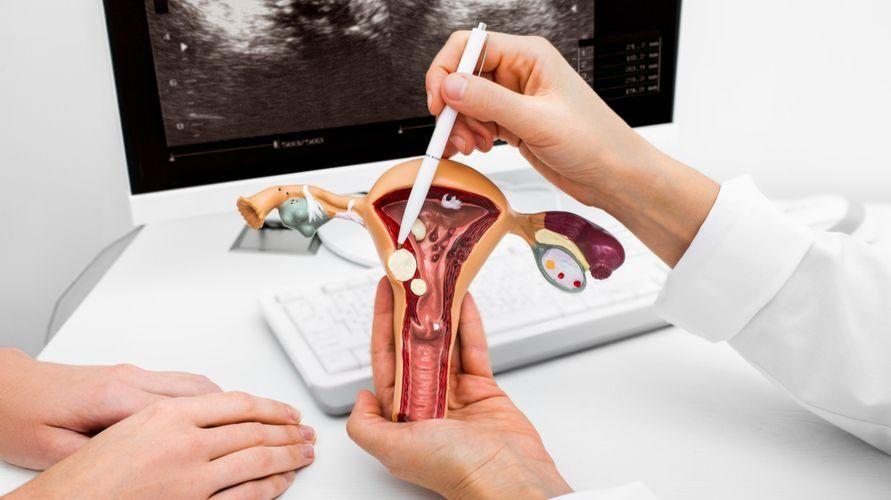 Ciri-ciri dinding rahim tipis paling utama adalah ketebalannya yang kurang dari 8 mm