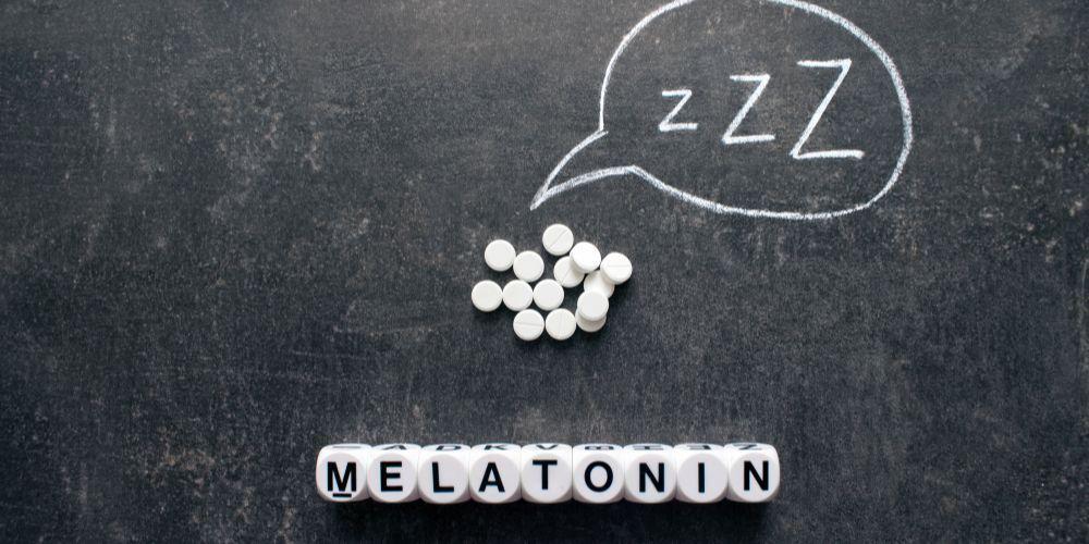 Melatonin adalah hormon yang berperan dalam proses tidur