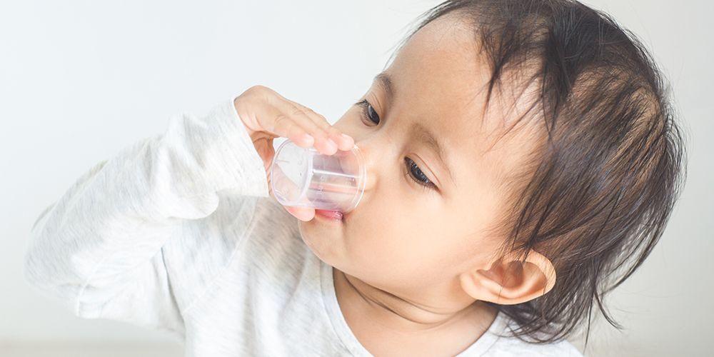 Obat batuk bayi tidak sembarangan menggunakan obat batuk tanpa resep