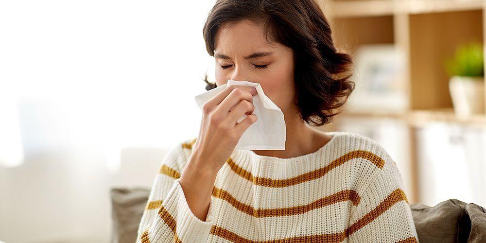 Pilek adalah bentuk paling umum dari ISPA (Infeksi Saluran Pernafasan Atas) bagi pemudik