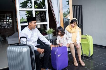 Tahun ini rencana mudik Lebaran bersama keluarga harus ditunda setelah Presiden Joko Widodo mengeluarkan larangan mudik 2020
