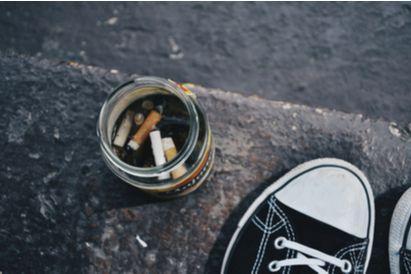 Kenakalan remaja dimulai dari merokok
