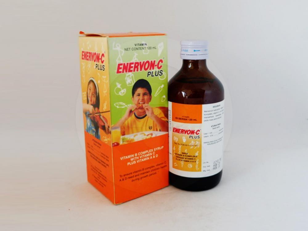 Enervon-C plus adalah suplemen untuk menjaga kesehatan anak.