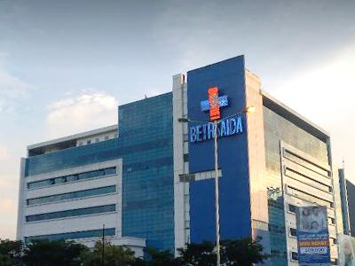 Bethsaida Hospital di Tangerang