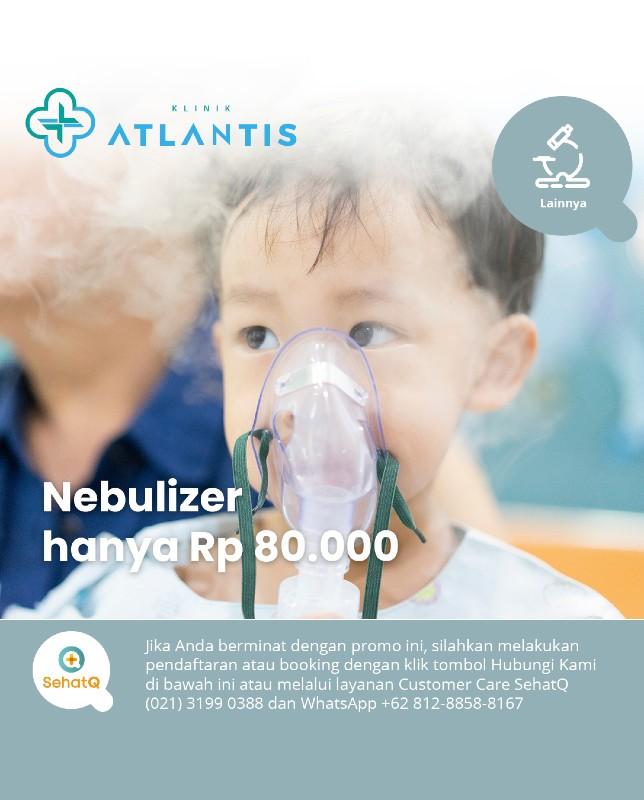 Nebulizer - Klinik Atlantis