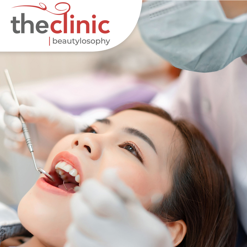 Scaling dan Polishing - The Clinic Beautylosophy