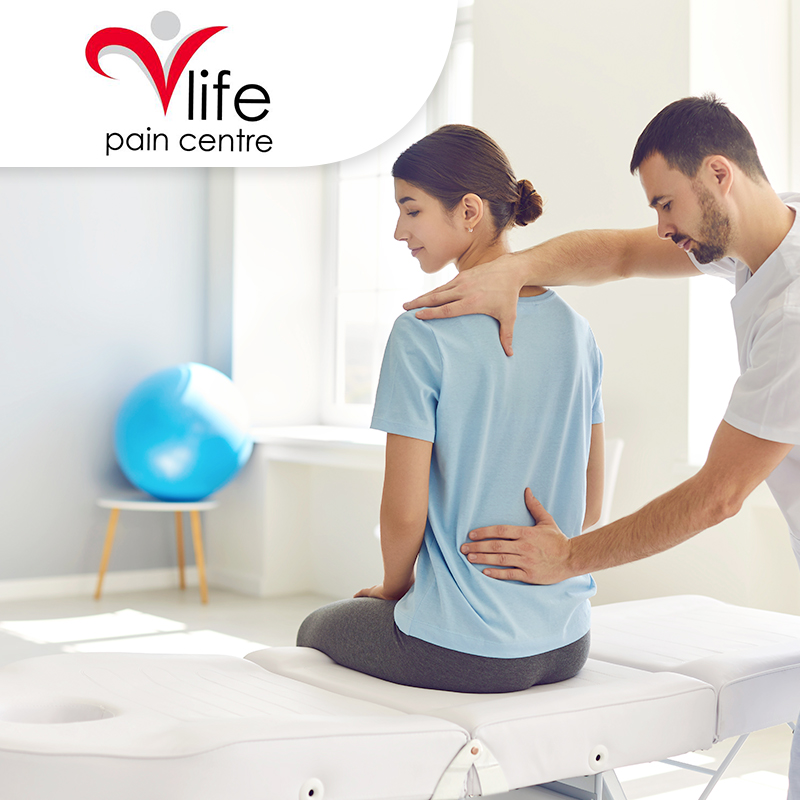Spinal Manipulation + Scoliosis Care - VLife