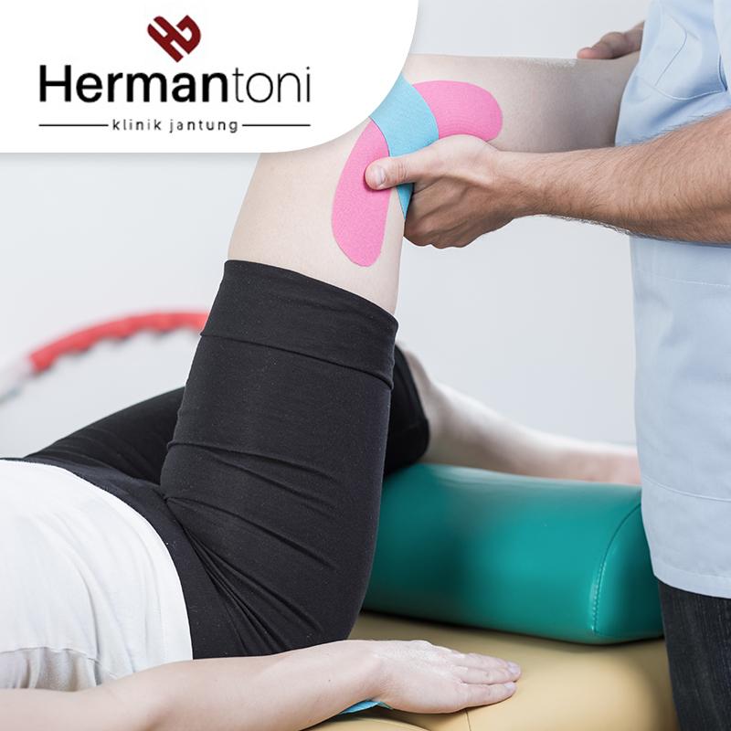 Paket Rehabilitasi Cedera Olahraga 5x - Klinik Jantung & Spesialis Hermantoni